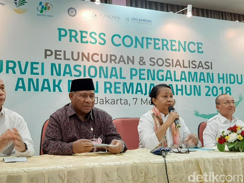 DPR Tak Punya Banyak Waktu, Menteri Yohana Dorong RUU PKS Disahkan