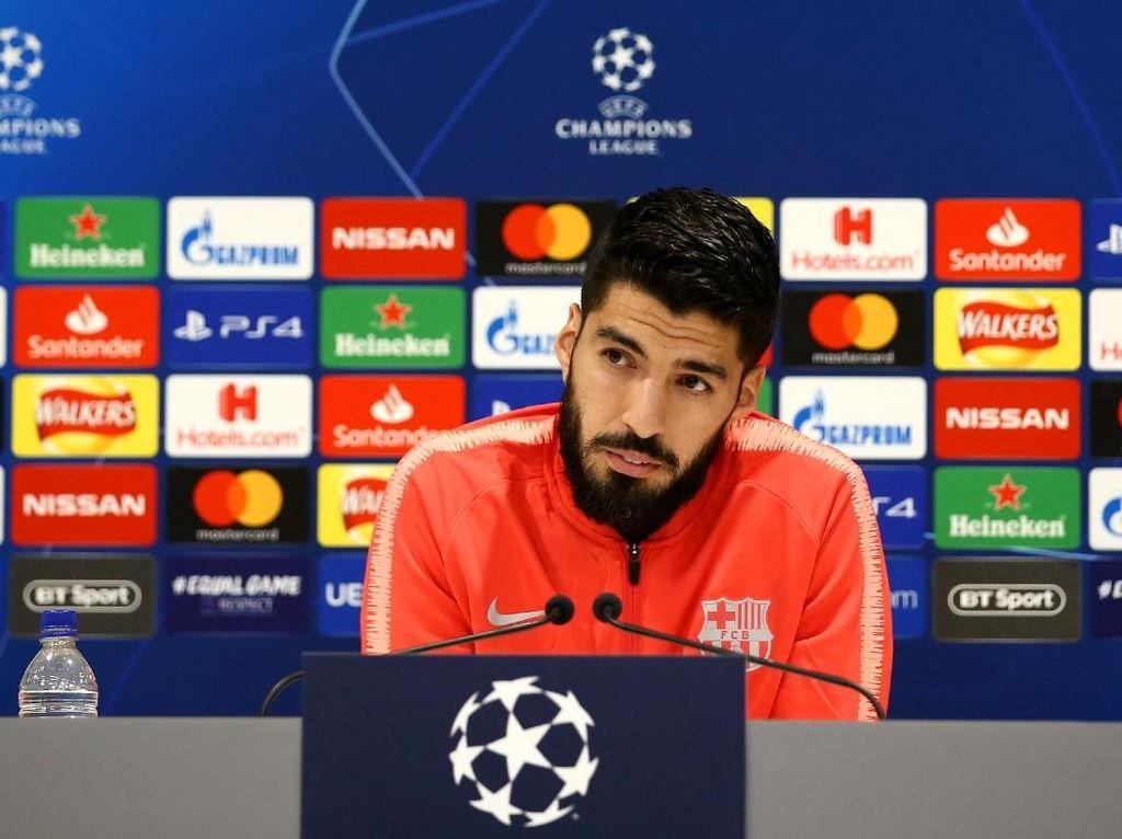 Suarez: Jadi Kapten Liverpool Membanggakan