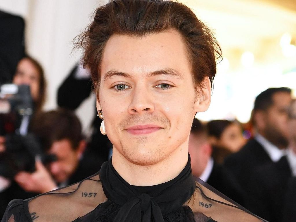 Harry Styles Dikabarkan Perankan Pangeran Eric di The Little Mermaid