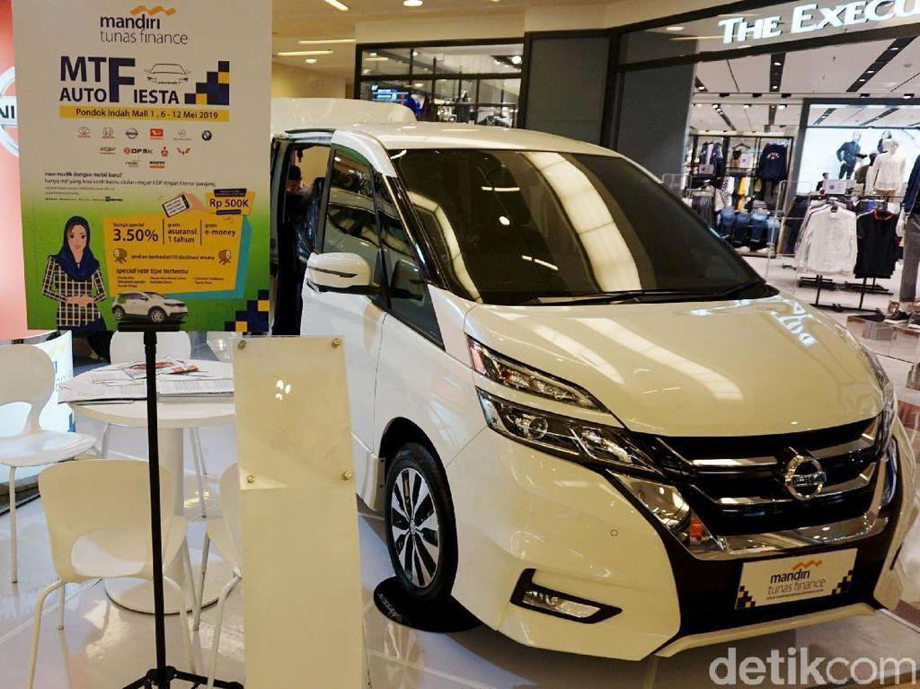 Strategi Perusahaan Pembiayaan Hadapi Pembeli Mobil Pas Lebaran