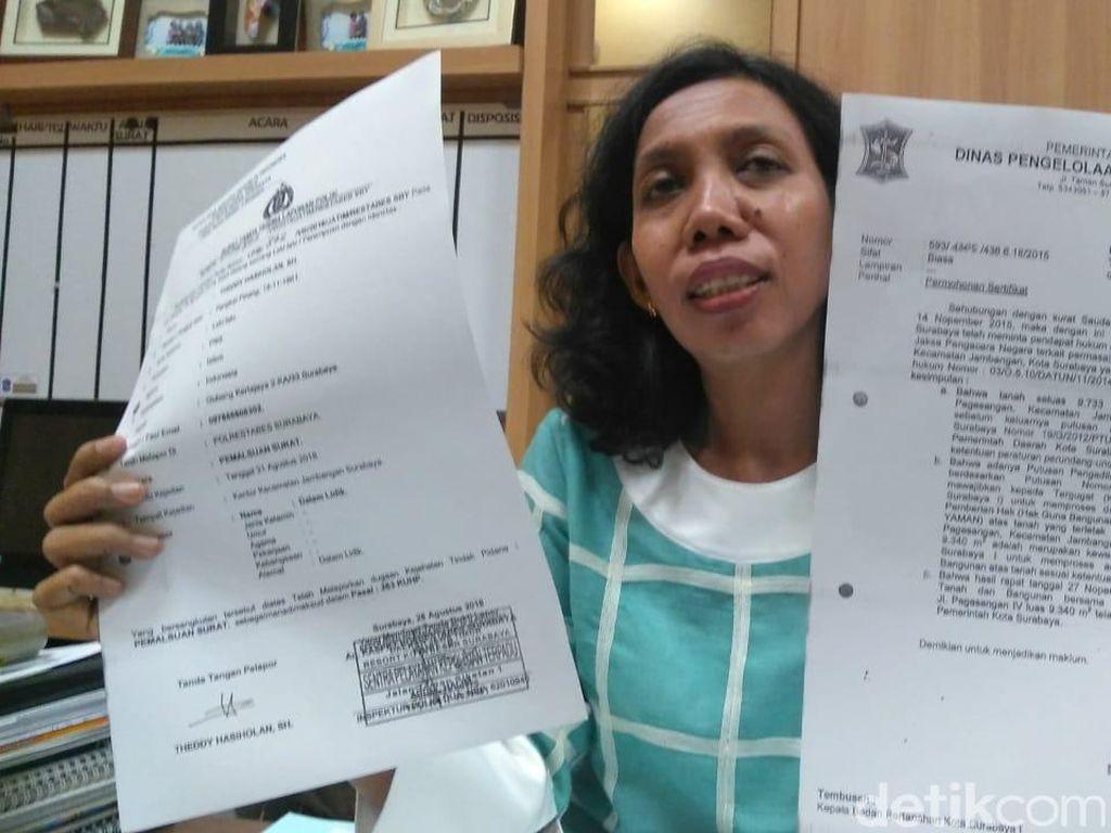 Pemkot Surabaya Berikan Diskon Retribusi 50 Persen Pemakai Tanahnya