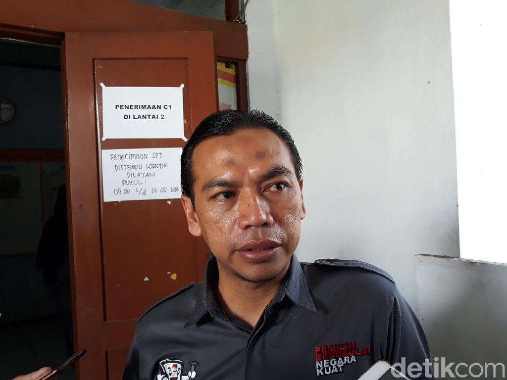 KPU Bantul Batasi Jumlah Rombongan Paslon Saat Pendaftaran 20 Orang