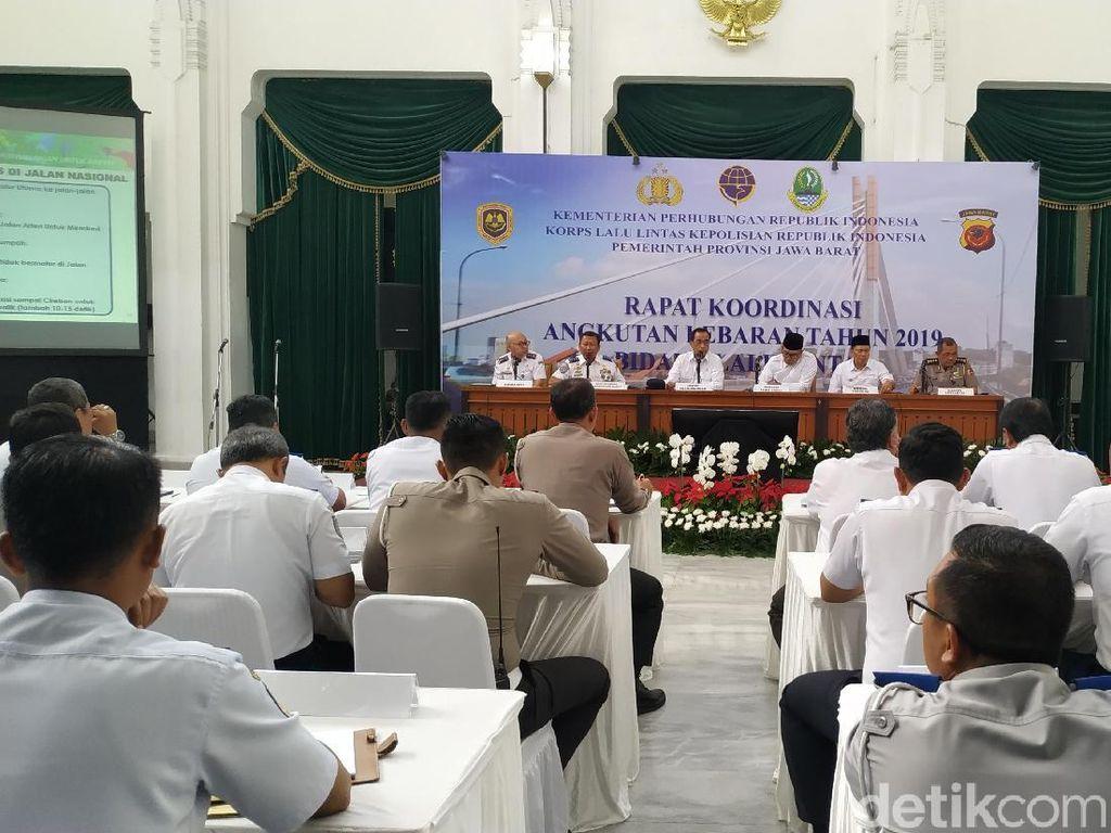 Kemenhub: 3,7 Juta Warga Jabodetabek Mudik ke Jawa Barat