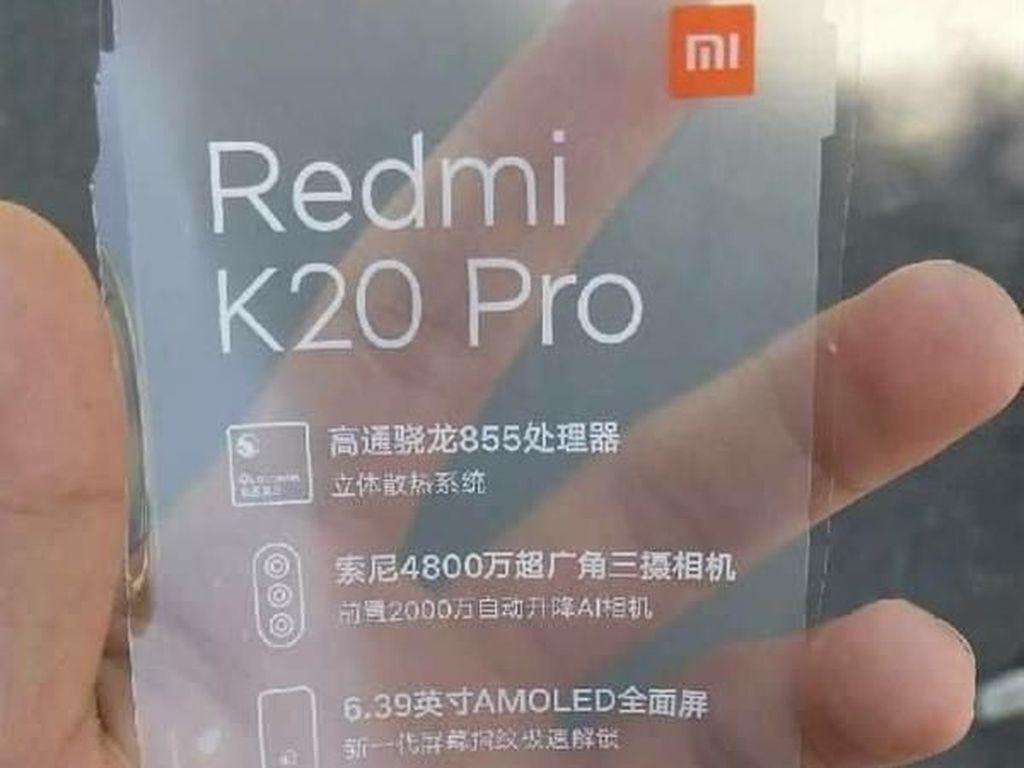 Flagship Redmi: Lebih Keren Nama Redmi X atau Redmi K20 Pro?