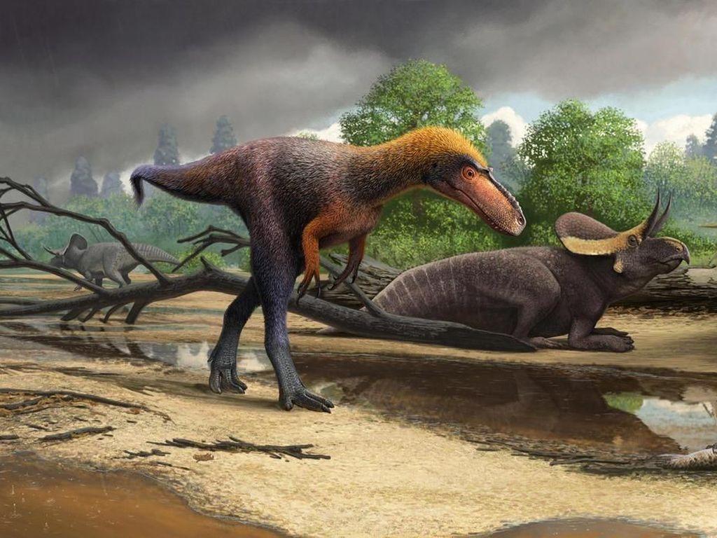 Nenek Moyang T-Rex Ternyata Berukuran Mungil