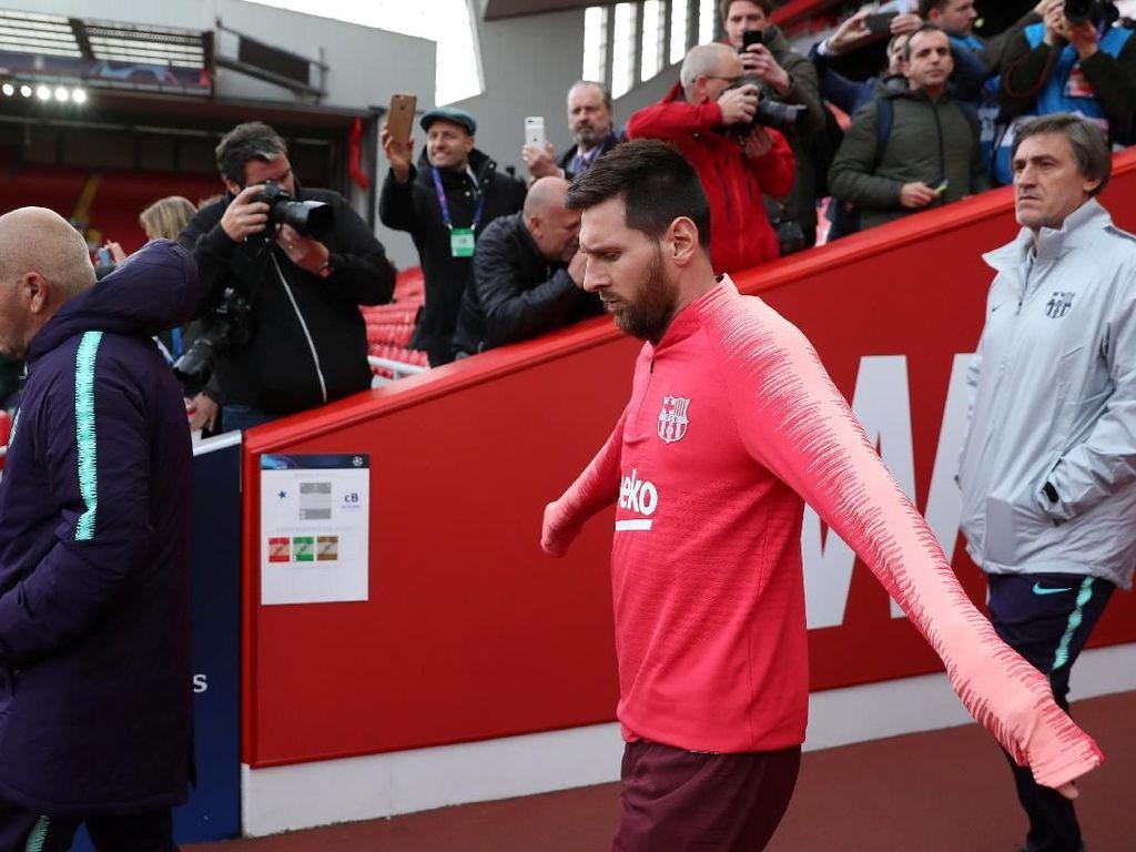 Mourinho Bagi-Bagi Tips Hentikan Messi, Liverpool Mau Coba?