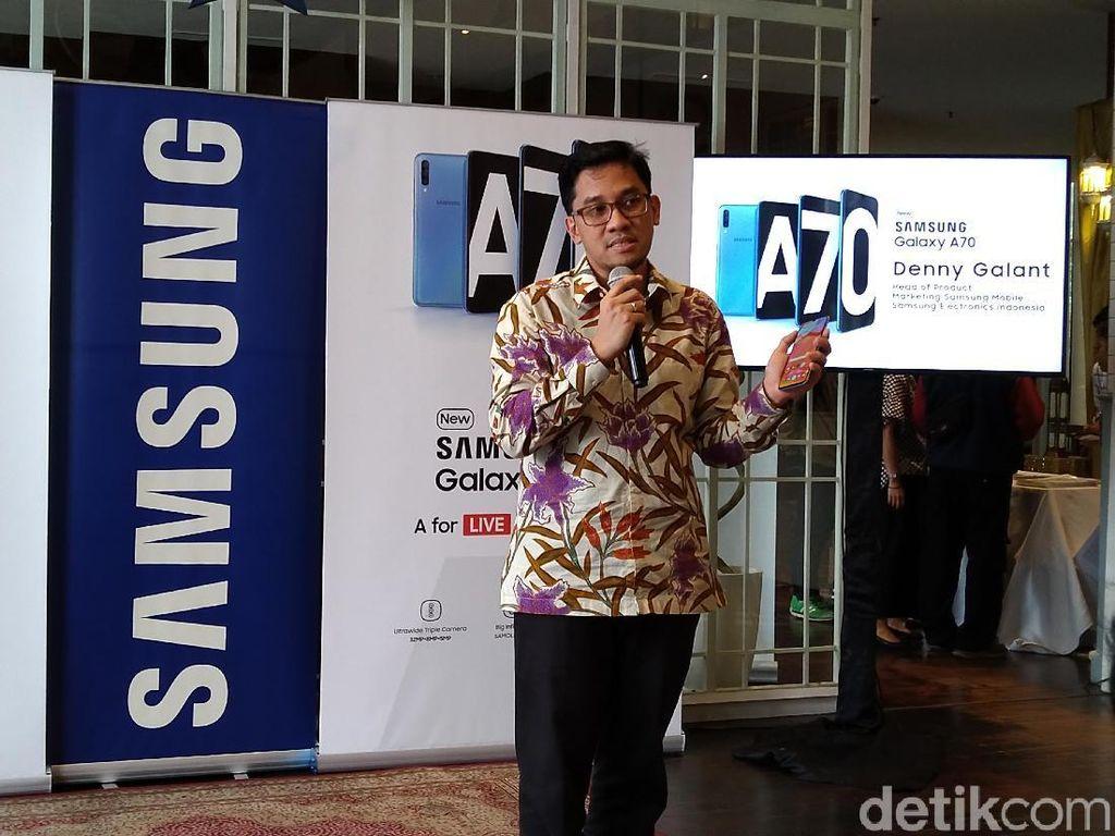Alasan Samsung Rilis Banyak Ponsel Kelas Menengah di Indonesia