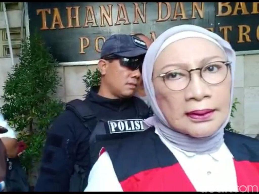 Fahri Hamzah Bakal Jadi Saksi, Ratna Sarumpaet: Dia Konsisten Bela Saya
