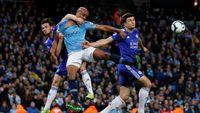 Preview Man City Vs Leicester: Upaya Mendekati Si Merah di Puncak