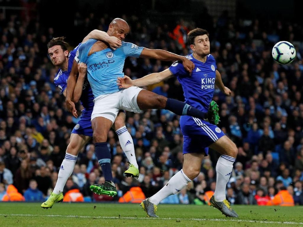 Preview Man City Vs Leicester: Upaya Mendekati Si Merah di Puncak