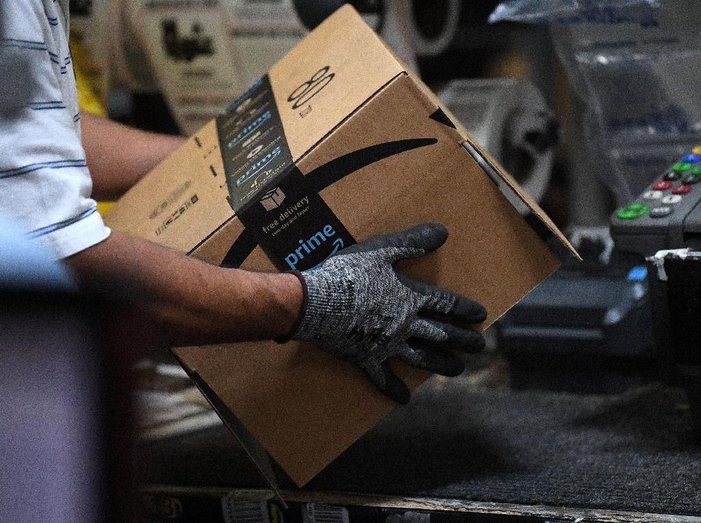 Amazon Tawarkan Pegawainya Resign dan Jadi Kurir Paket