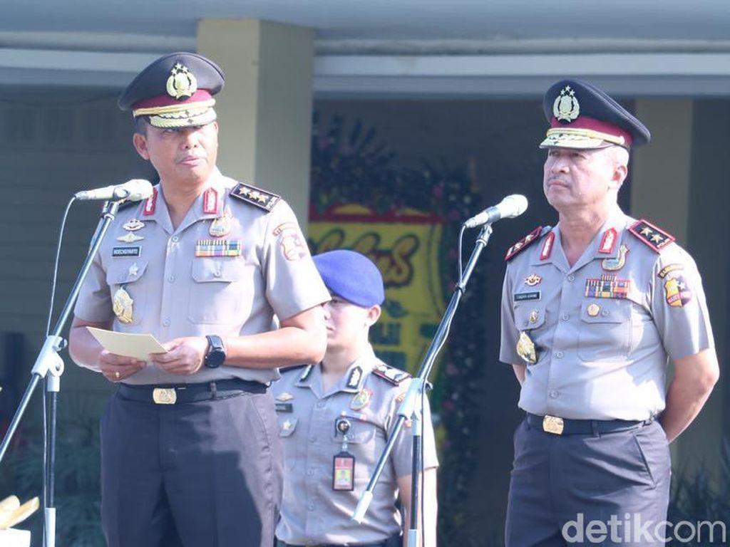 Tinggalkan Jabatan, Komjen Moechgiyarto Ingatkan 4 Prinsip Baharkam Polri