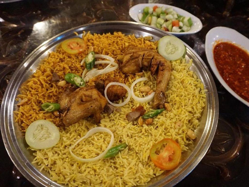 Rekomendasi Bukber dengan Hidangan Autentik Timur Tengah di 5 Restoran
