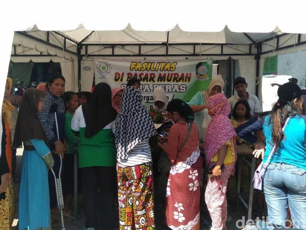 5 Titik Ini Jadi Sasaran Operasi Pasar di Banyuwangi