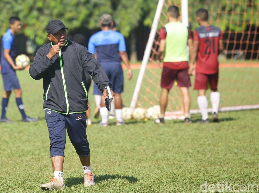 Ambisi RD Balikkan Pamor Sebagai Pelatih Top Bersama PS TIRA Persikabo