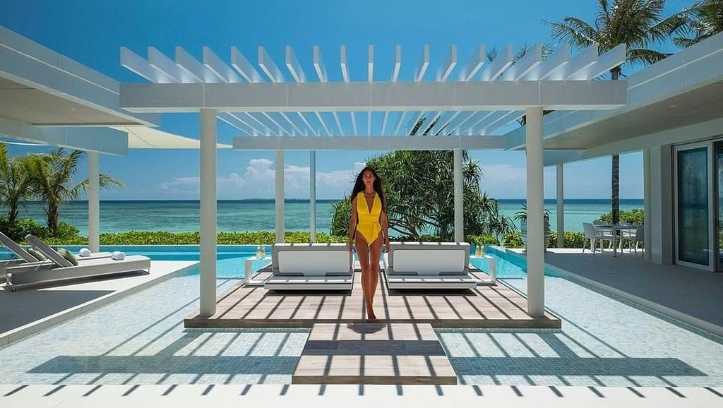Potret Resort Termahal Sedunia, Semalam Rp 1,4 Miliar