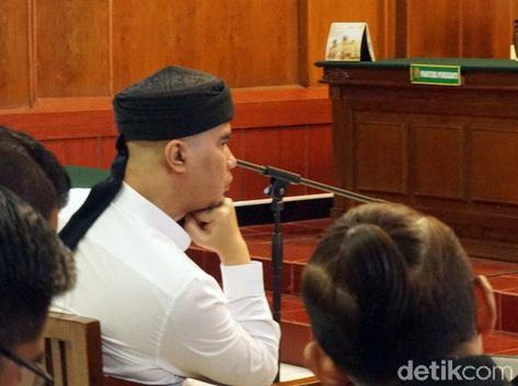Punya Background Politik, Dhani Ditempatkan Bareng Tahanan Pencuri-Peselingkuh