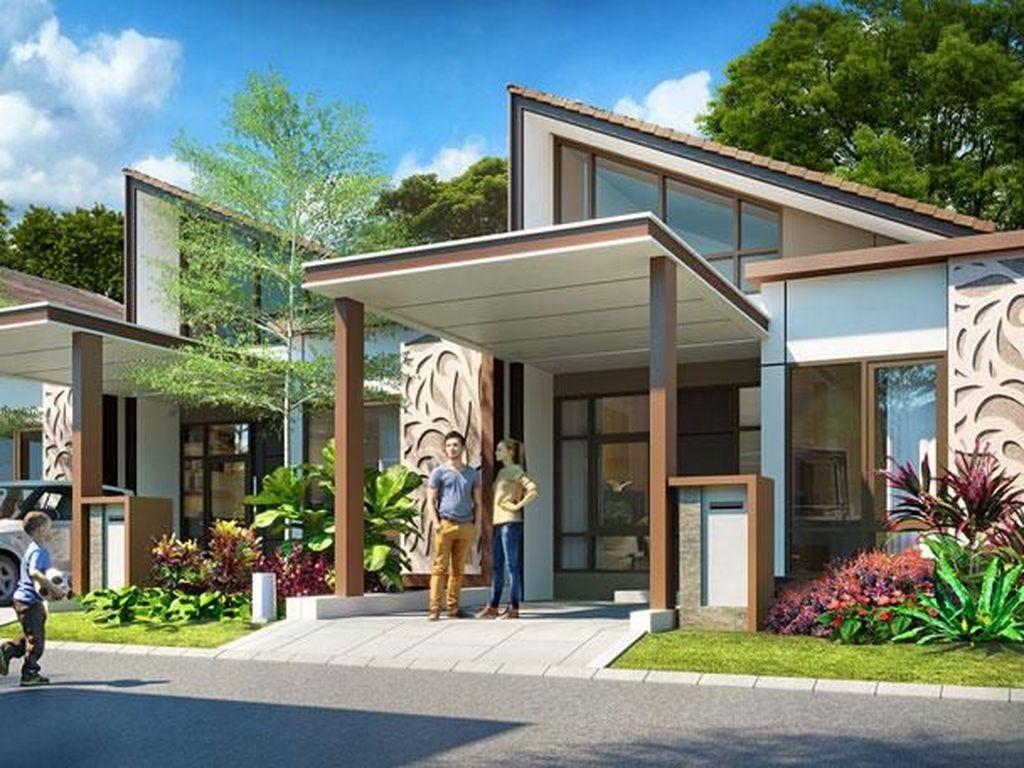 Sold Out! Tahap Pertama Rumah Rp 800 Jutaan Dekat Stasiun LRT