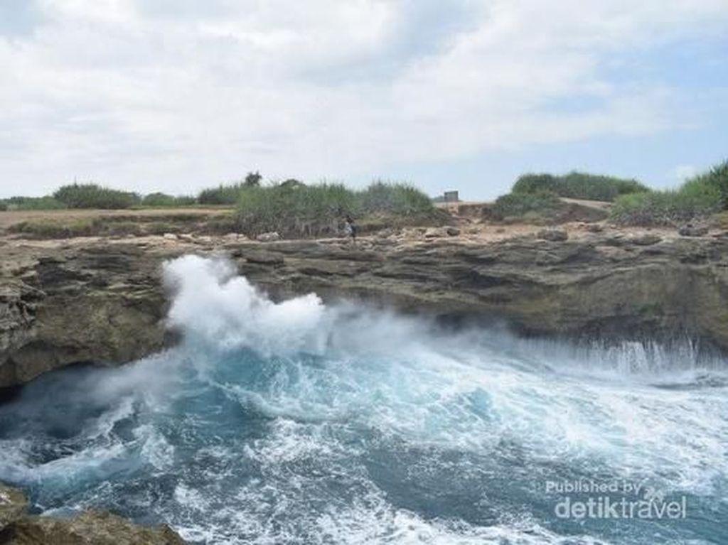 Mengenal Devils Tear Bali, Lokasi Turis India Ditelan Ombak
