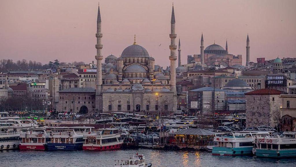 Sejarah Hagia Sophia yang Diusulkan Jadi Rumah Ibadah Kristen-Islam