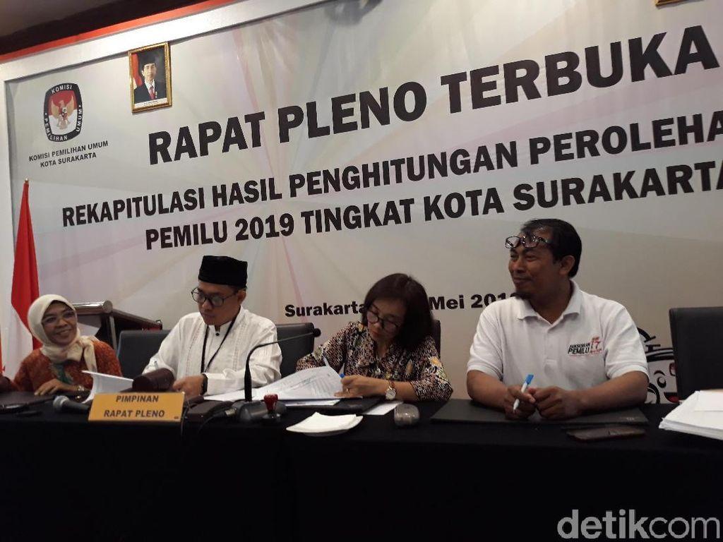 Di Awal Debut, Putri Ketua PDIP Jateng Kalahkan 3 Petahana DPD di Solo