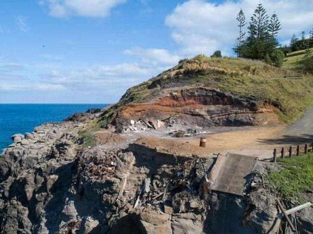 Di Pulau Milik Australia Ini Mobil Bekas Tak Lagi Dibuang ke Laut