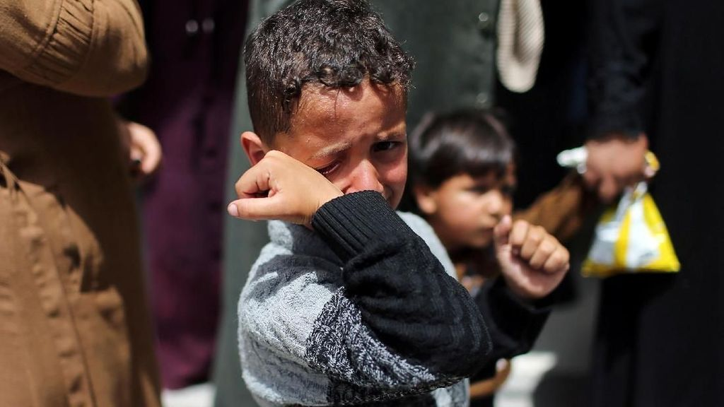 Begini Kondisi Muslim Gaza Berpuasa Ramadhan di Tengah Konflik