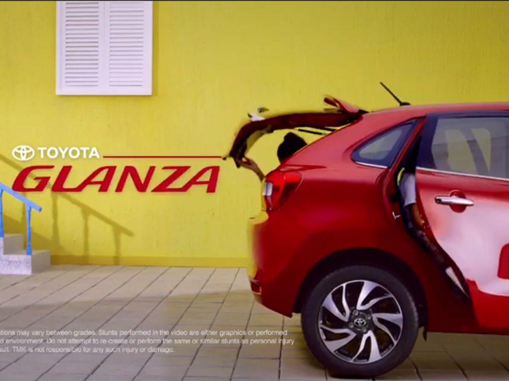 Suzuki Baleno Versi Toyota, Namanya Glanza