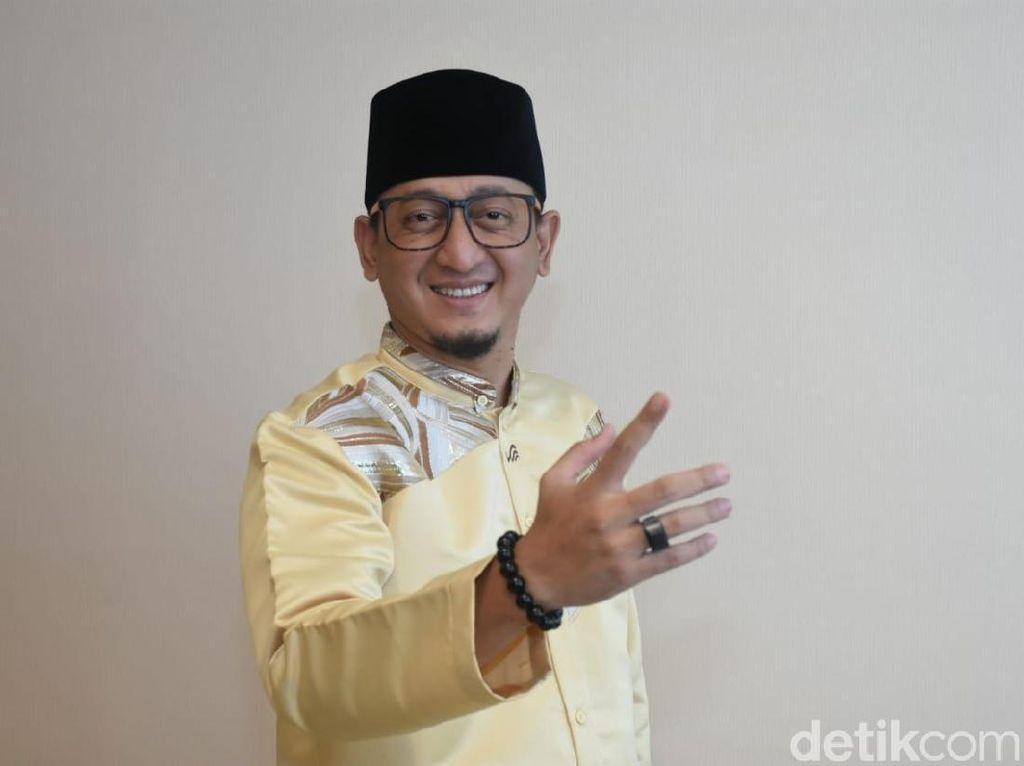 Jadwal Padat saat Ramadhan, Ustaz Zacky Mirza Tolak Sinetron Lebay