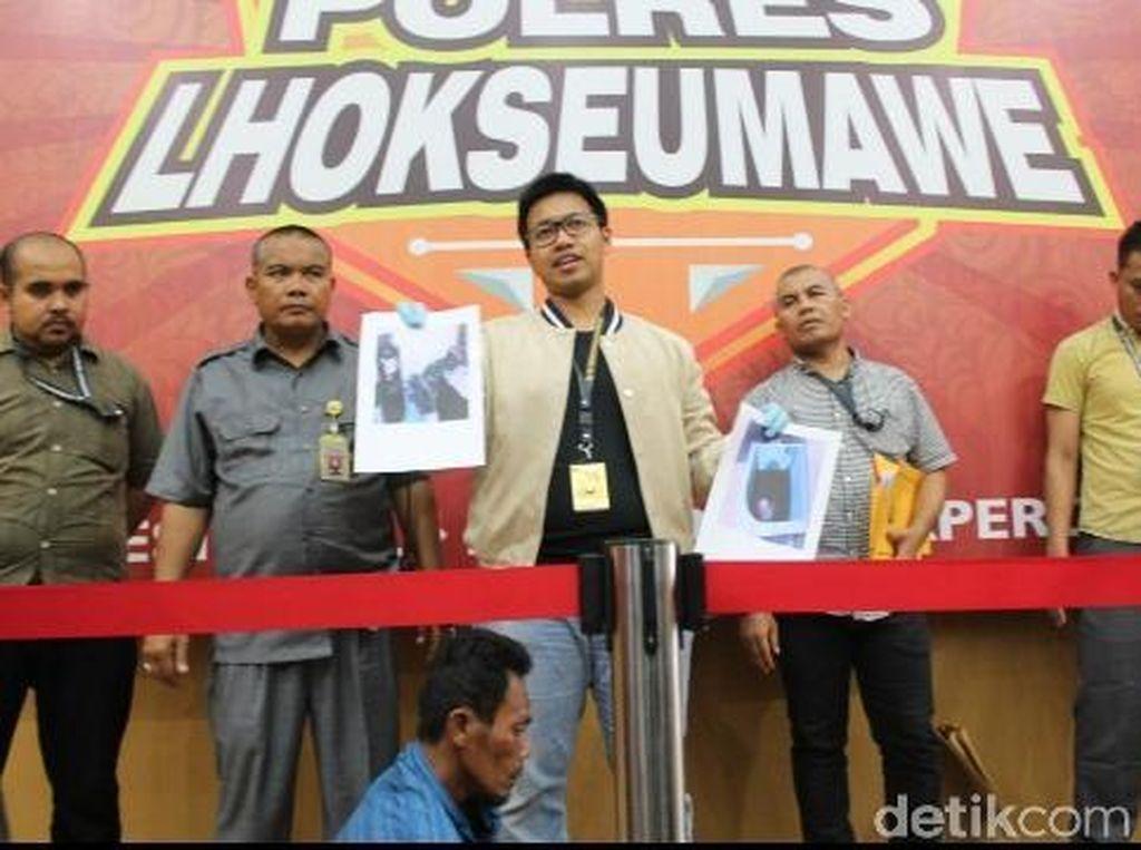 Suami yang Bunuh Istri dan 2 Anak Tiri di Aceh Divonis Mati