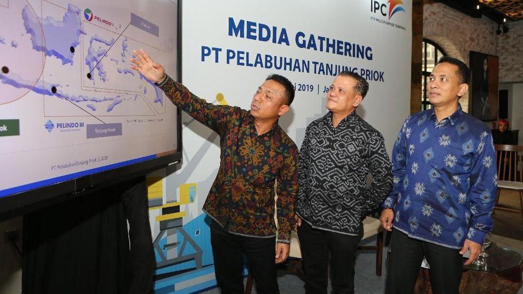 Pelabuhan Tanjung Priok Fokus Kembangkan Terminal Multipurpose