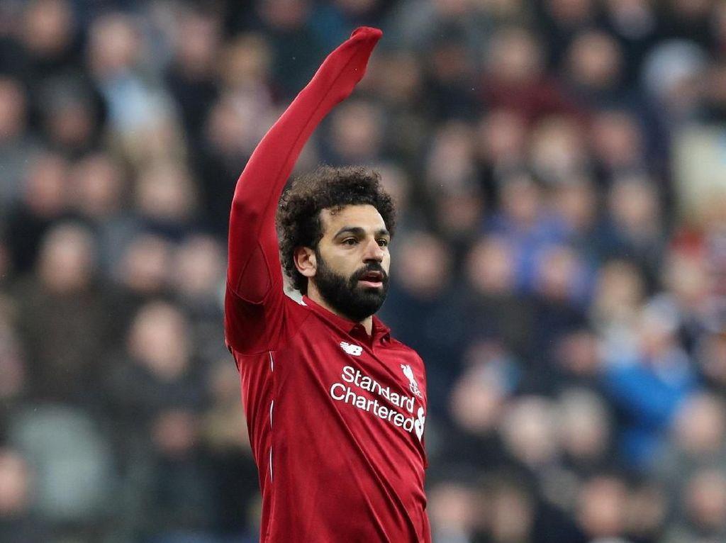 Jelang Final Liga Champions, Mohamed Salah Sindir Harry Kane
