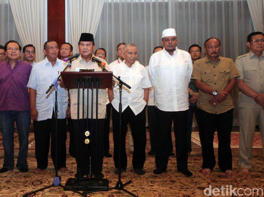 Prabowo Sebut Pemanggilan Pendukungnya Tambah Ketegangan, Ini Respons Polri
