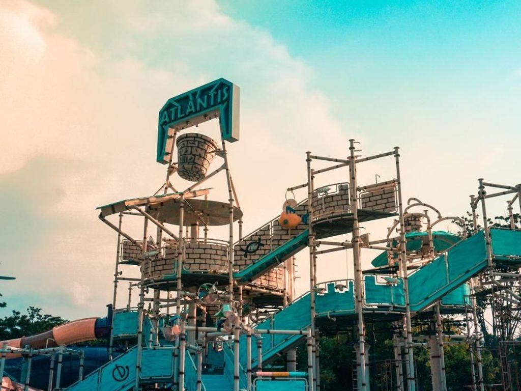 Sebelum Masuk Atlantis, Wisatawan Harus Tes GeNose Dulu