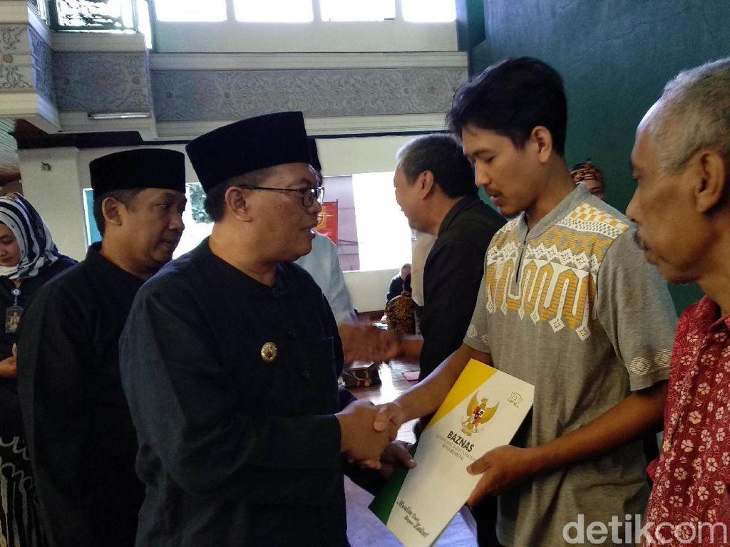 8 KPPS di Bandung yang Meninggal Diberi Santunan Rp 5 Juta
