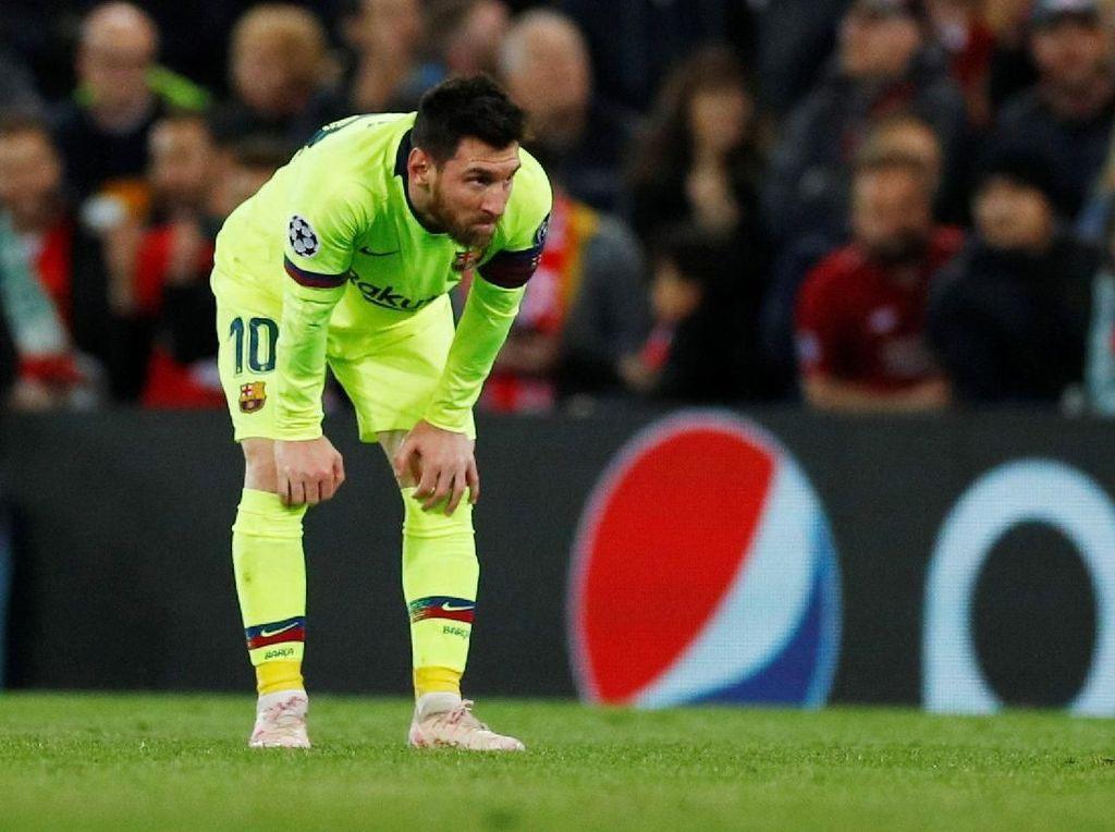 Cara Liverpool Mematikan Messi