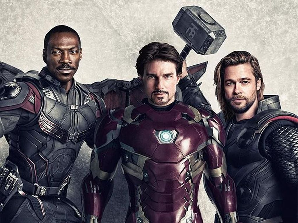 Avengers Back In 90s, Cocok Nggak?