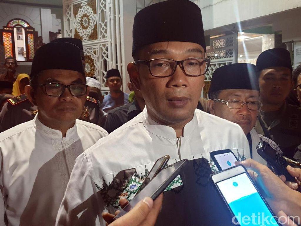 Diusulkan Jadi Ketum PPP, Ridwan Kamil: Belum Kepikiran Aktif di Partai