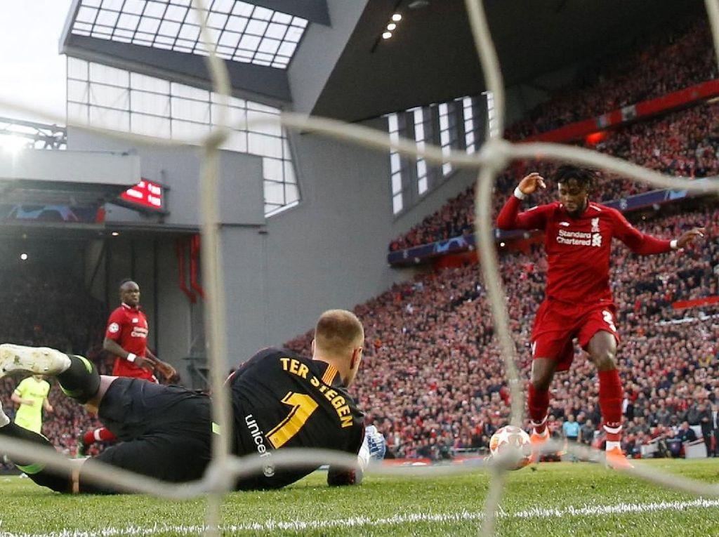 Tolak Bahas Masa Depan di Liverpool, Origi Masih Fokus ke Timnas Belgia