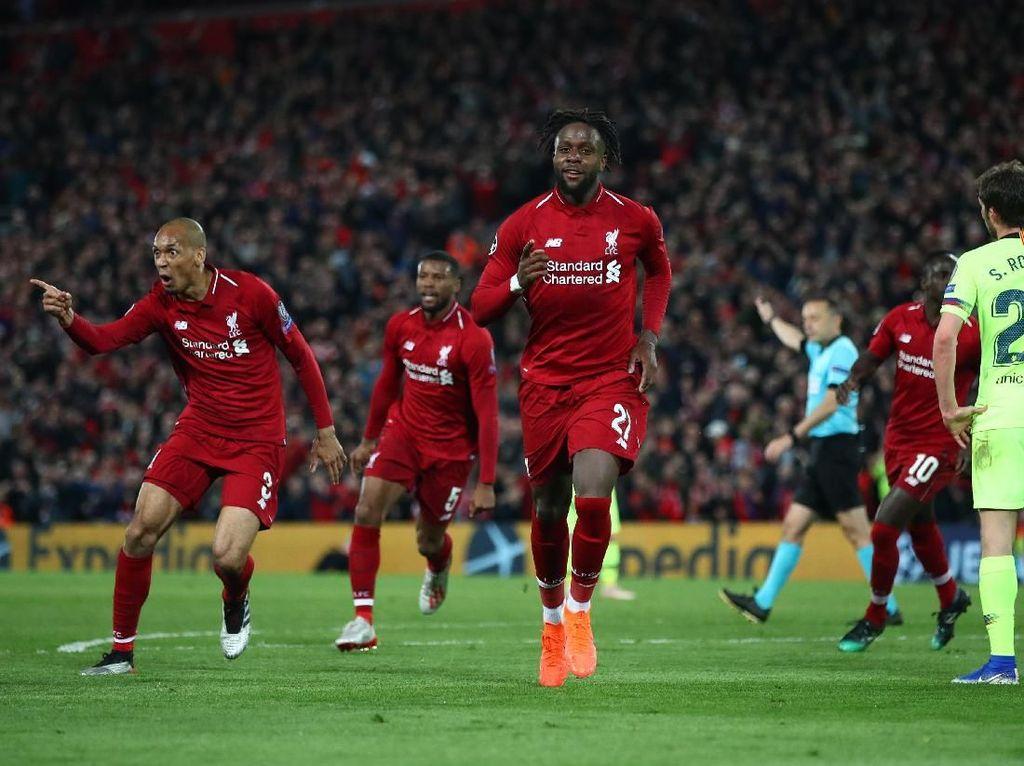 Final Liga Champions: Petualangan Khas Liverpool di Eropa