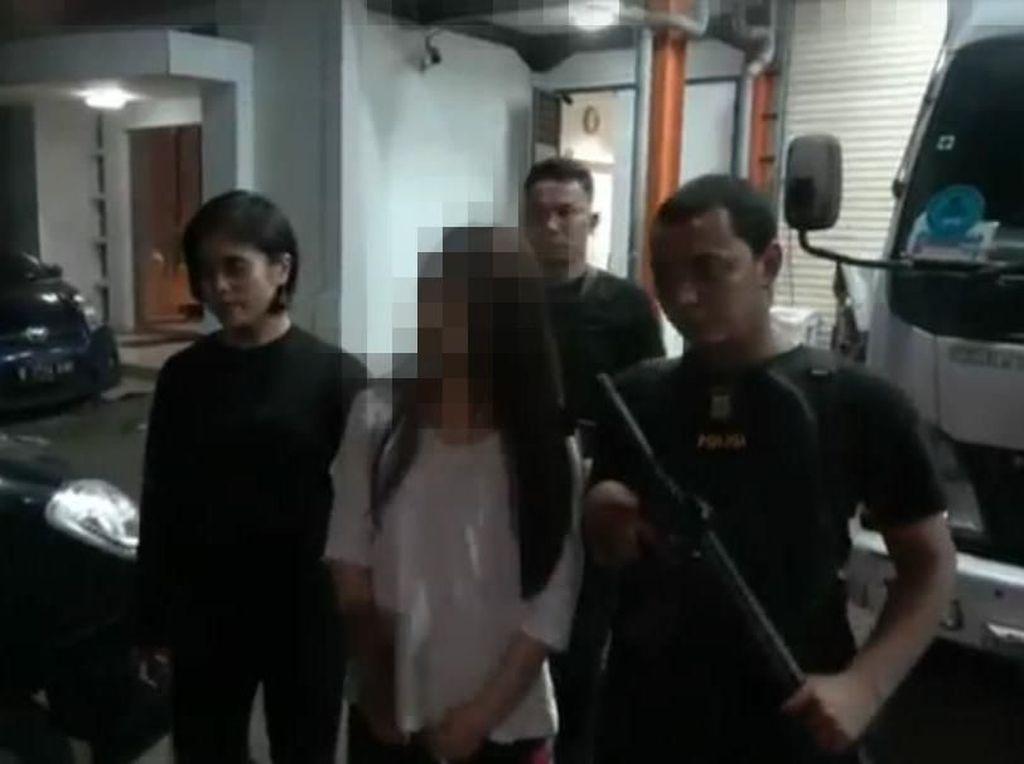 Polisi Kembali Tangkap WN China Terkait Penyelundupan Sabu dari AS