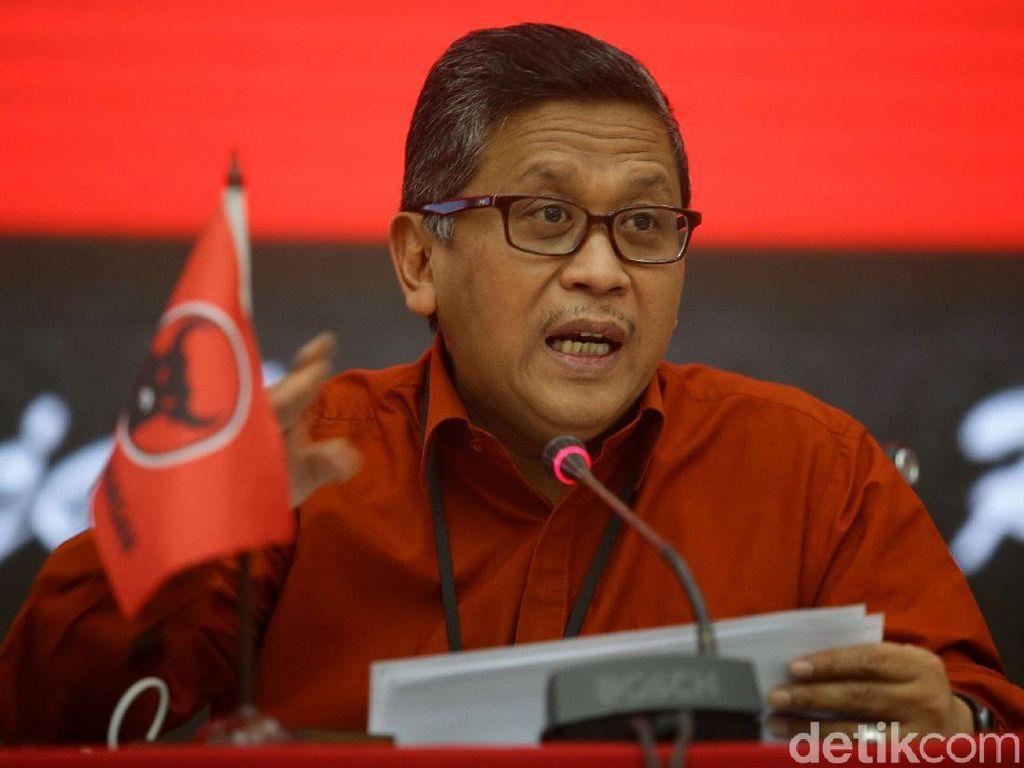 PDIP Klaim Raih 133 Kursi di DPR