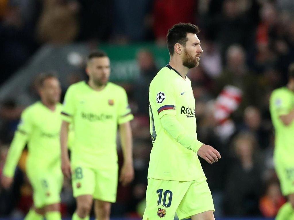 Bagi Guardiola, Barcelona Masih Tim yang Ditakuti di Eropa