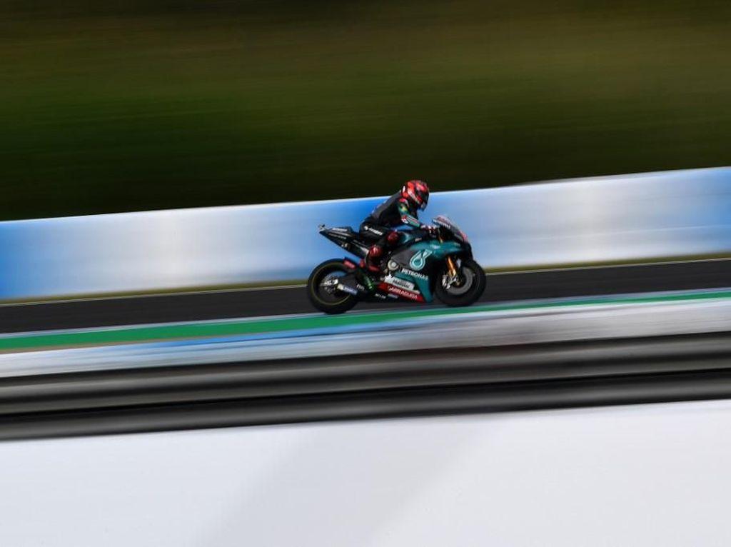 Mulai Pikirkan MotoGP Prancis, Quartararo: Akan Bikin Lebih Stres, tapi...