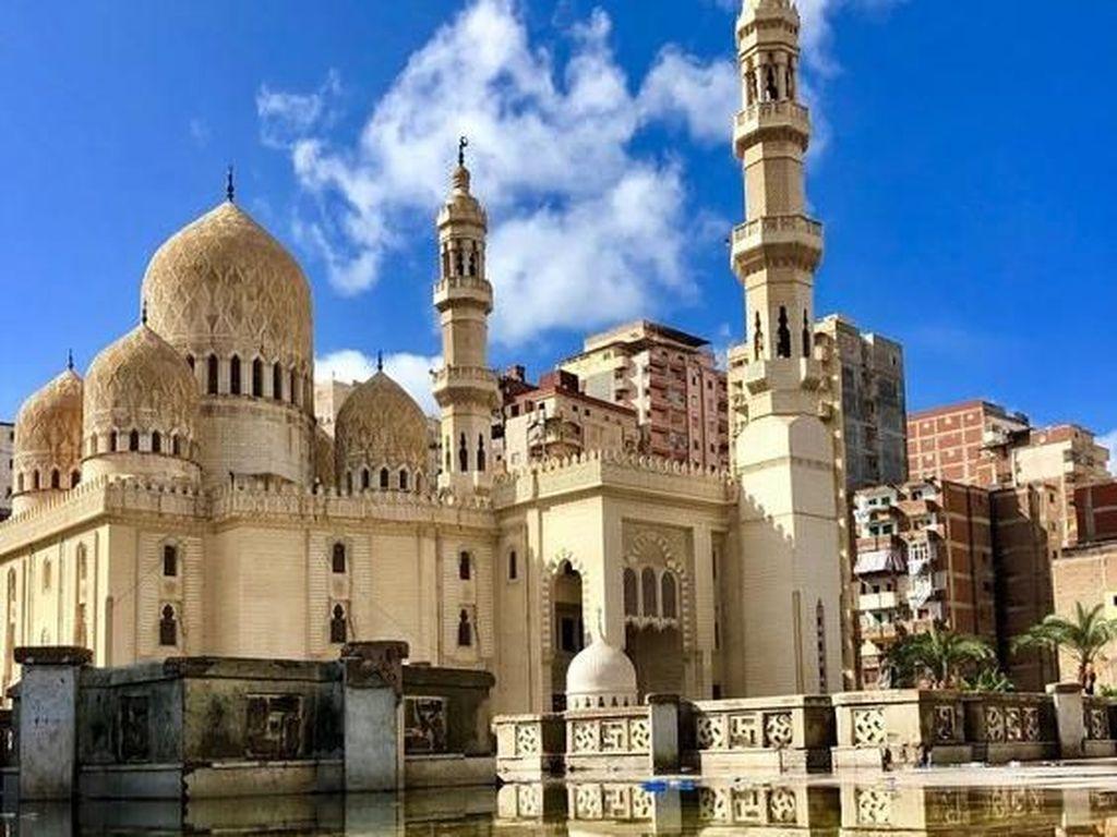 Alexandria Saksi Bisu Kemajuan Peradaban Islam di Utara Mesir