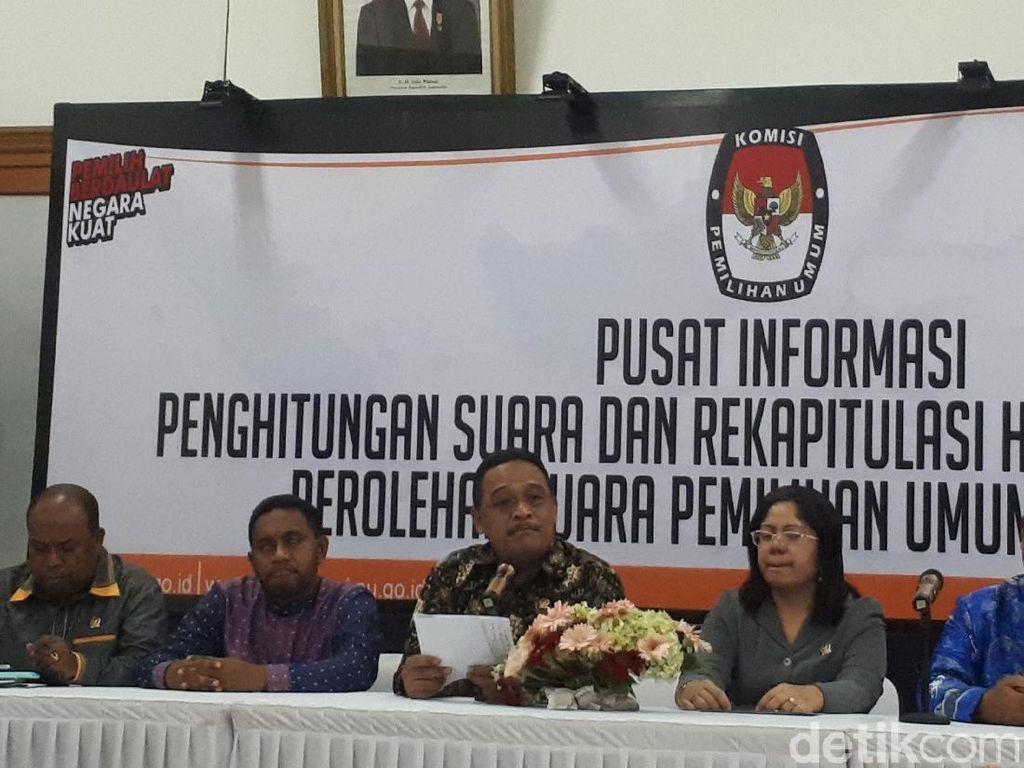Cek Situng KPU, Komite I DPD: Tuduhan Curang Zero Persen