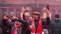 Fans Liverpool Menang Lotere Berkat Pesan dari Jabang Bayinya