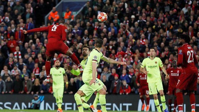 Barceloan sudah melupakan kemenangan fantastis yang didapat saat bertemu Barcelona musim lalu (Phil Noble/REUTERS)