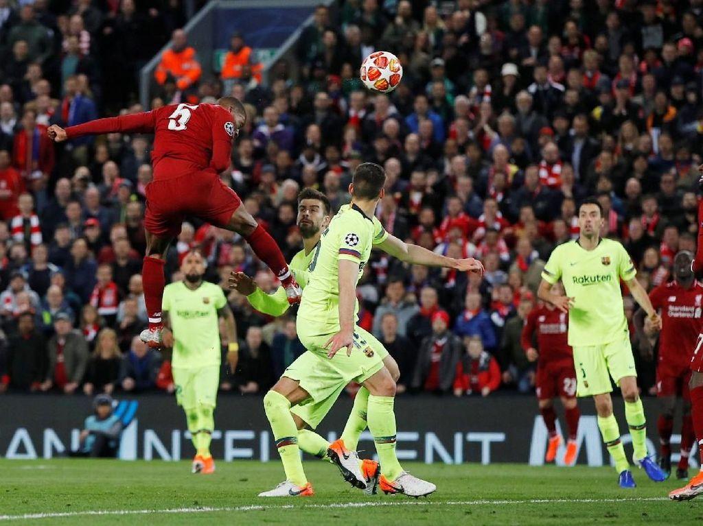 Liverpool Sudah Move On dari Kemenangan Manis atas Barcelona di Anfield