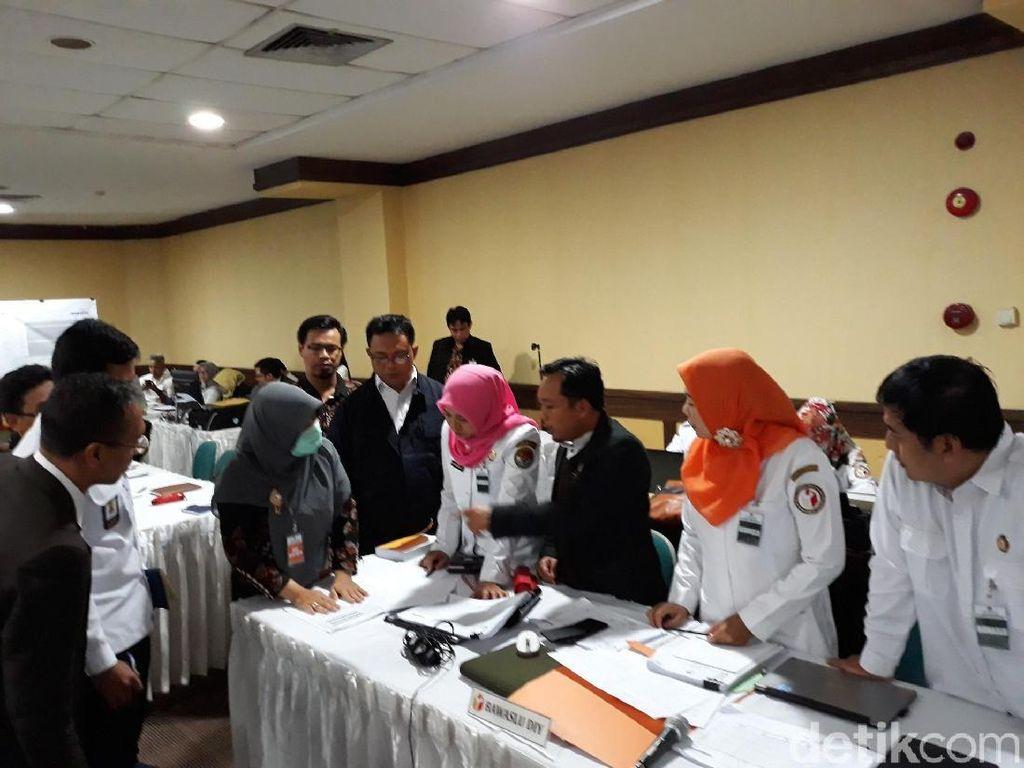 Selisih 4 Pemilih di Kota Yogya Ketemu, Ternyata Salah Input